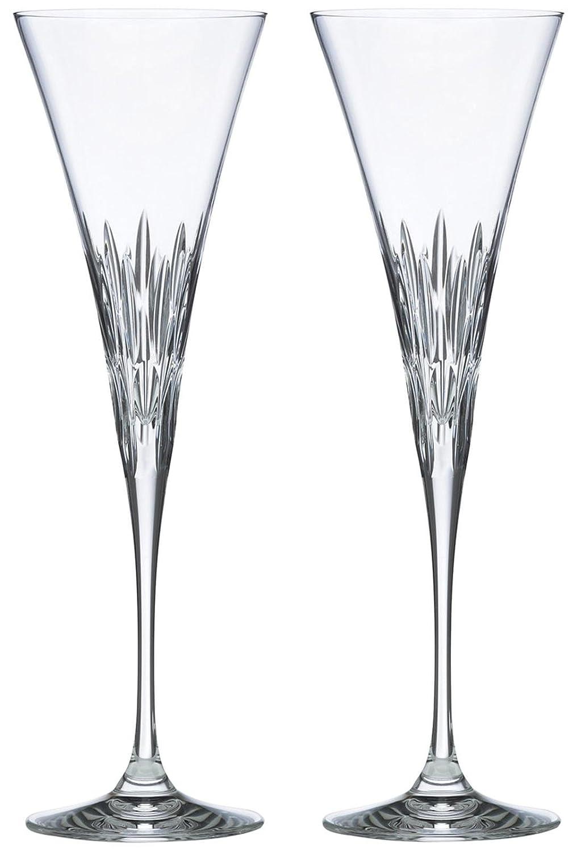 Lenox Firelight Crystal 2-piece Toasting Flute Set 836424