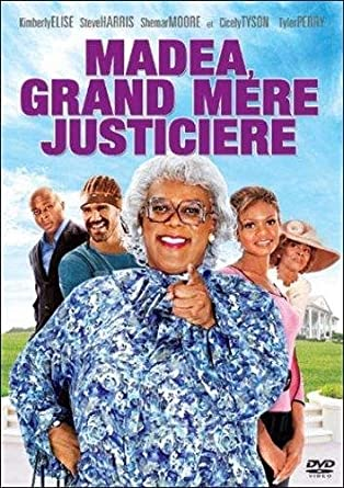 madea grand mère justicière