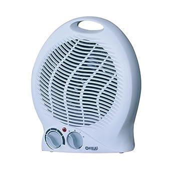 CALDOBAGNO Estufa Eléctrica con termostato Calefactor 2000 W: Amazon.es: Hogar
