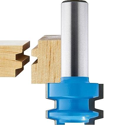 1 1 16 Diameter X 3 4 High Drawer Lock Bit 1 4 Shank