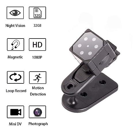 SQ19 Full HD 1080P Protable Car DV DVR Camera Hidden Camcorder IR Night Vision