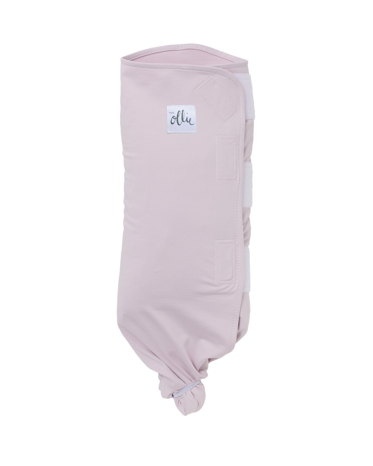 The Ollie Swaddle (Lavender) - Helps to Reduce The Moro (Startle) Reflex - Made from a Custom Designed Moisture-Wicking Material-No overheating-Size Adjustable for All Months of Babies by The Ollie (Image #8)