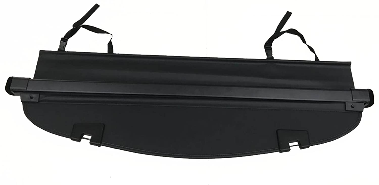 Cargo cover Compatible with 2016 2017 2018 Honda HR-V HRV Black Rear Trunk Sheld by Kaungka (Can withstand the load) Guangzhou Kai-long Auto Accessories Ltd.