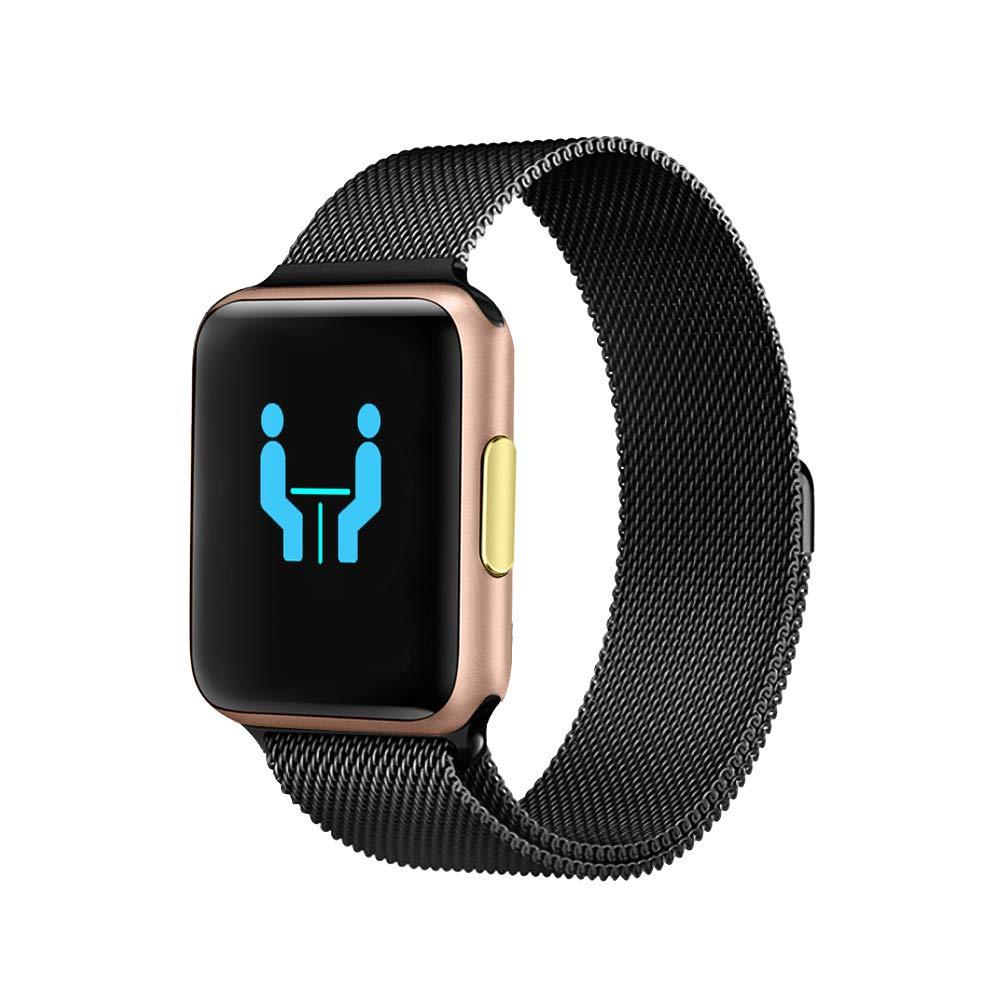 QLMY Fitness Tracker Bluetooth Smartwatch Pulsera Inteligente ...