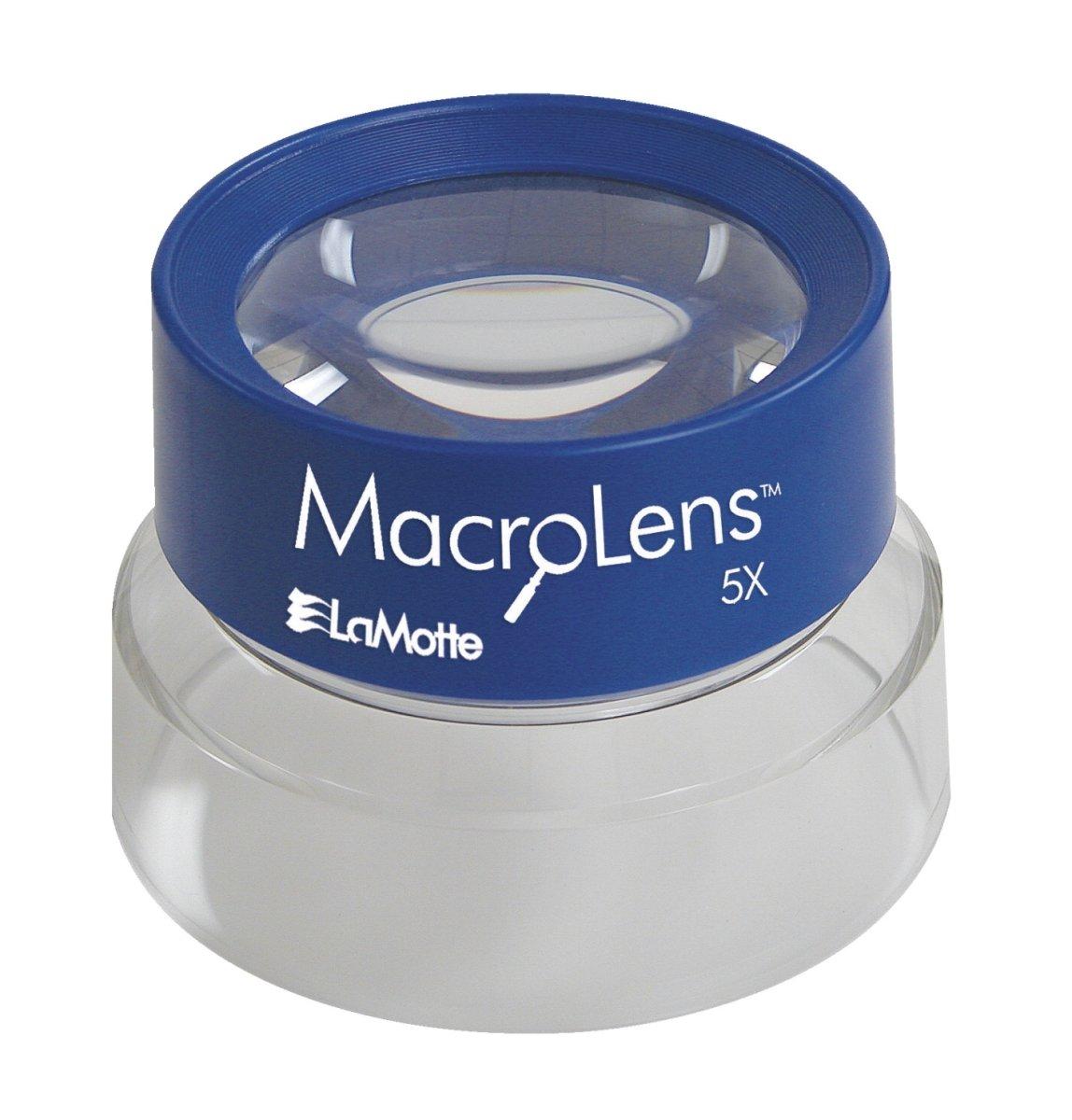 LaMotte 531545 MacroLens拡大鏡Evasiveマクロ   B075QPR9GC