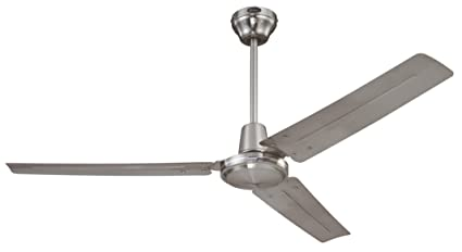 Westinghouse lighting industrial 56 inch ceiling fan brushed nickel westinghouse lighting industrial 56 inch ceiling fan brushed nickel finish aloadofball Images