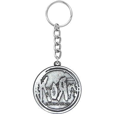 Amazon.com: Korn Camino de la totalidad metal Key Chain ...
