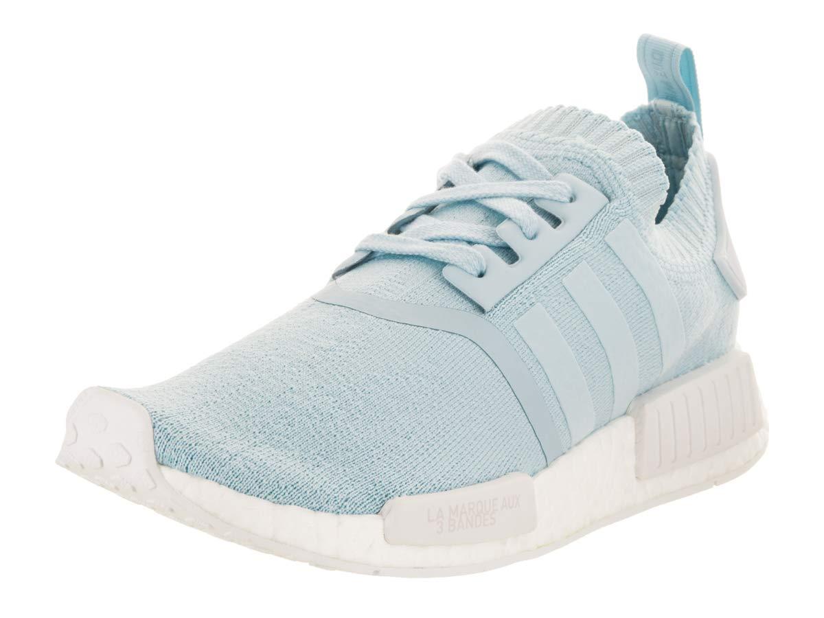 0dd904c7f Galleon - Adidas Originals Women s NMD R1 W PK Running Shoe Ice Blue White