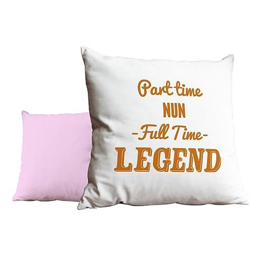 Naranja parte tiempo monja tiempo completo Legend Rosa ...