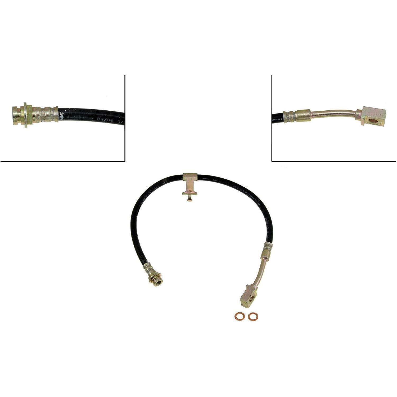 Dorman H38167 Hydraulic Brake Hose