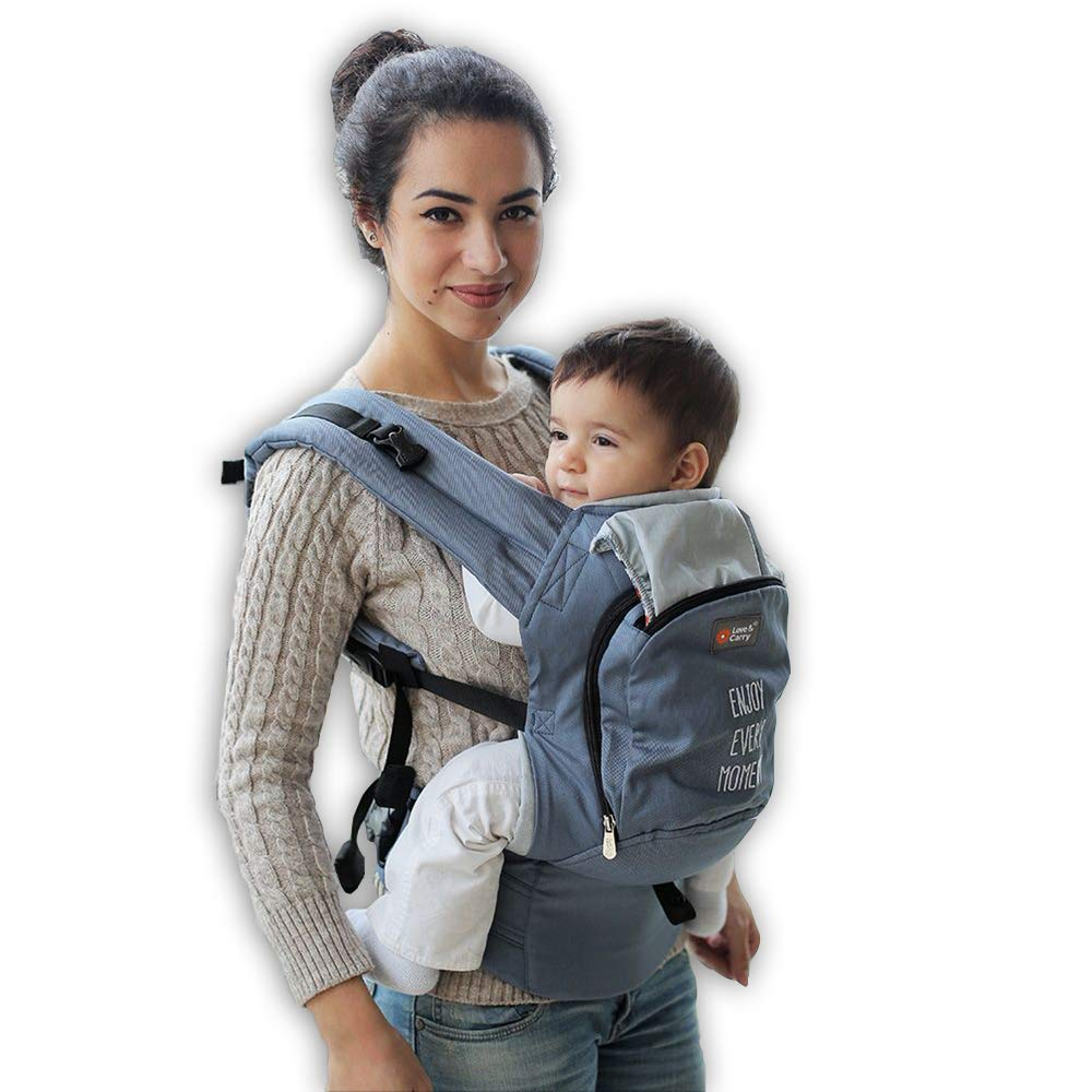 Love and Carry AIR Ergonomische Babytrage MOMENTE DES GLÜ CKS ★ 100% GARANTIE Love and Carry®