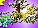 Clip: Pikachu vs. Bulbasaur