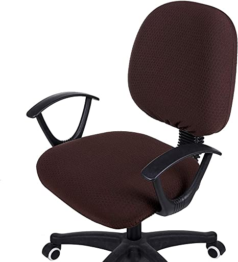 Universal Stretch Dining Room Chair Slipcover Office Computer Seat Covers
