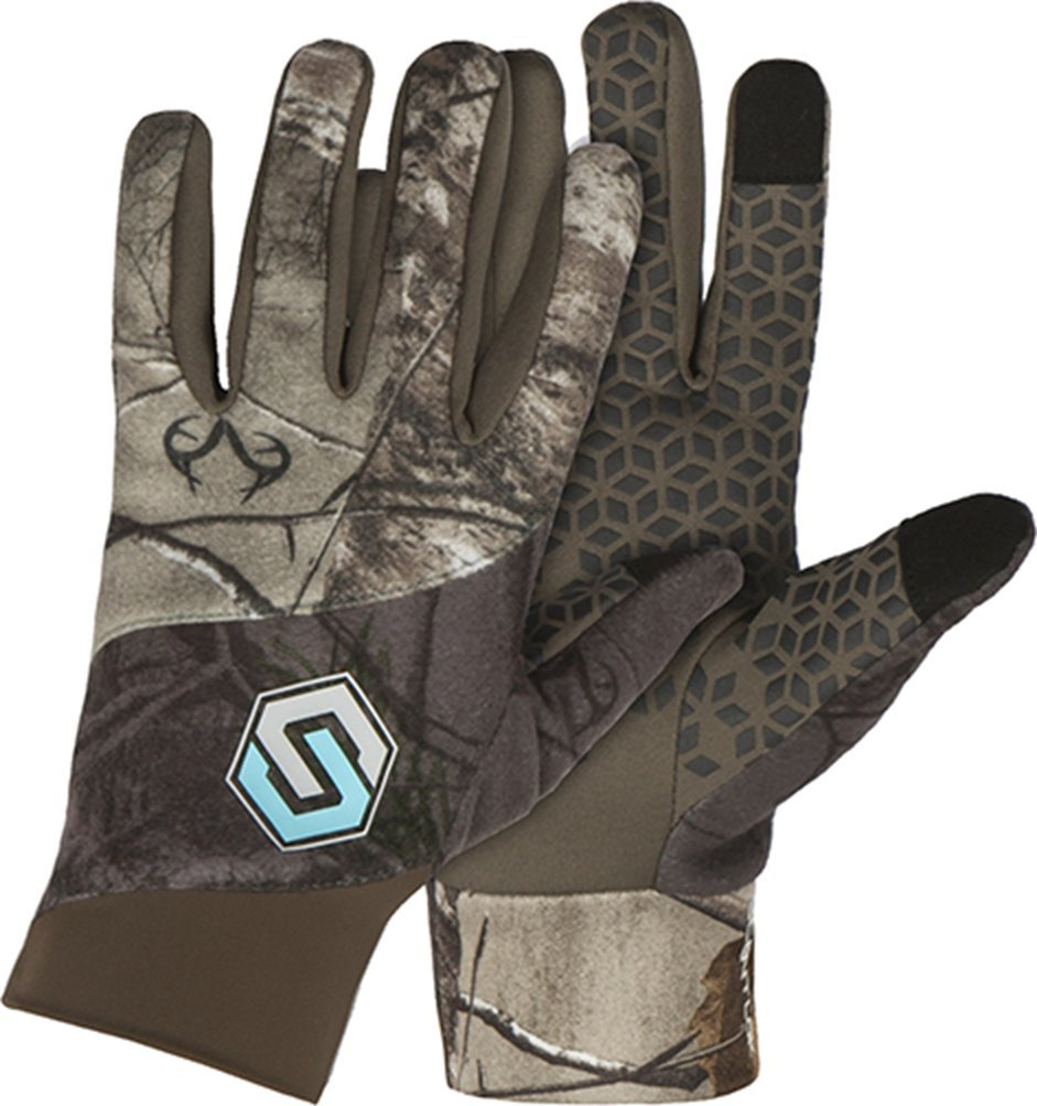 ScentLok Womens Mid Weight Glove (Realtree Xtra, Large/X-Large) by ScentLok
