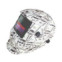 LAIABOR Masque De Soudure Automatique Auto Assombrissement Casque Solaire Masque Soudeurs À l'arc Crâne Masque Casque De Soudage