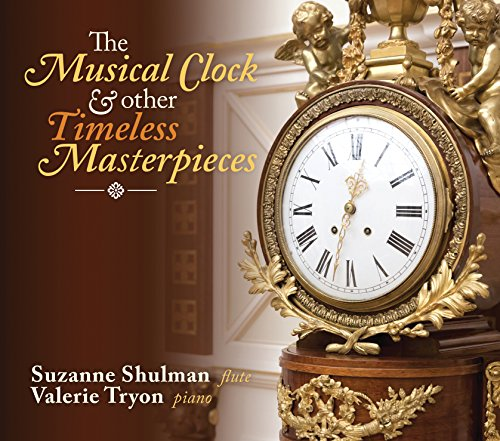 Musical Clock & Other Timeless Masterpieces