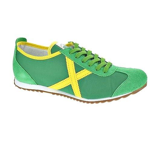 Munich Osaka 334 - Zapatillas Bajas Hombre: Amazon.es: Zapatos y complementos