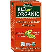Indus Valley Triple Shifted Micro-Fine Auburn Henna Hair Color