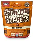 Primal Freeze Dried Beef Formula for Dogs 5.5oz Review