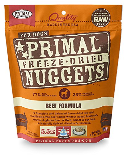 Beef Formula for Dogs 5.5oz ()