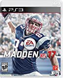 Madden NFL 17 - Standard Edition - PS3 Digital Code