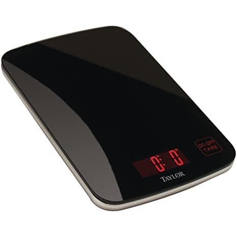 Taylor 3852 Glass Electronic Scale
