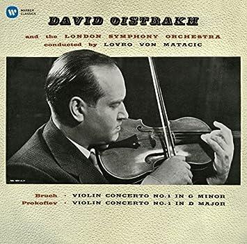 プロコフィエフ:ヴァイオリン協奏曲第1番、第2番他(SACDハイブリッド)