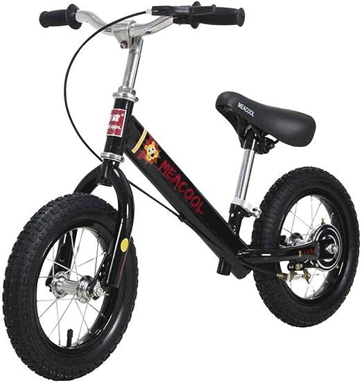 Bicicleta niño Bicicleta infantil de dos ruedas Marco de metal ...