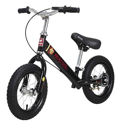 Bicicleta niño Bicicleta infantil de dos ruedas Marco de metal para ...