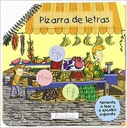 PIZARRA DE LETRAS: SANDRA ZAMORANO: 9788492882014: Amazon ...