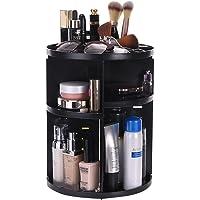 ATPWONZ Obrotowy o 360 stopni, regulowany organizer na kosmetyki, wielofunkcyjne pudełko do przechowywania, duża…