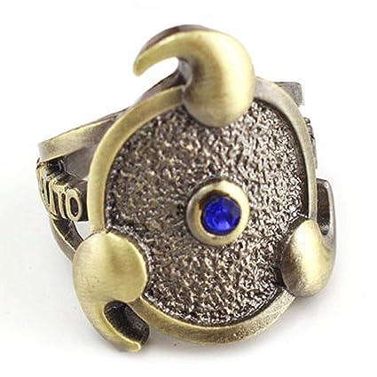 Amazon.com: Coz Place Naruto Basic Sharingan de bronce con ...
