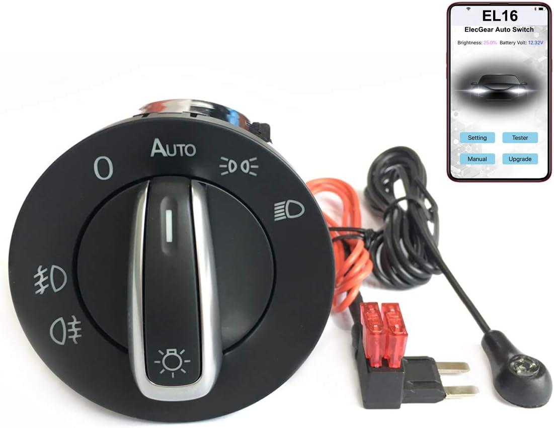 El16 Auto Lichtsensor Bluetooth App Lichtschalter Kfz Elektronik