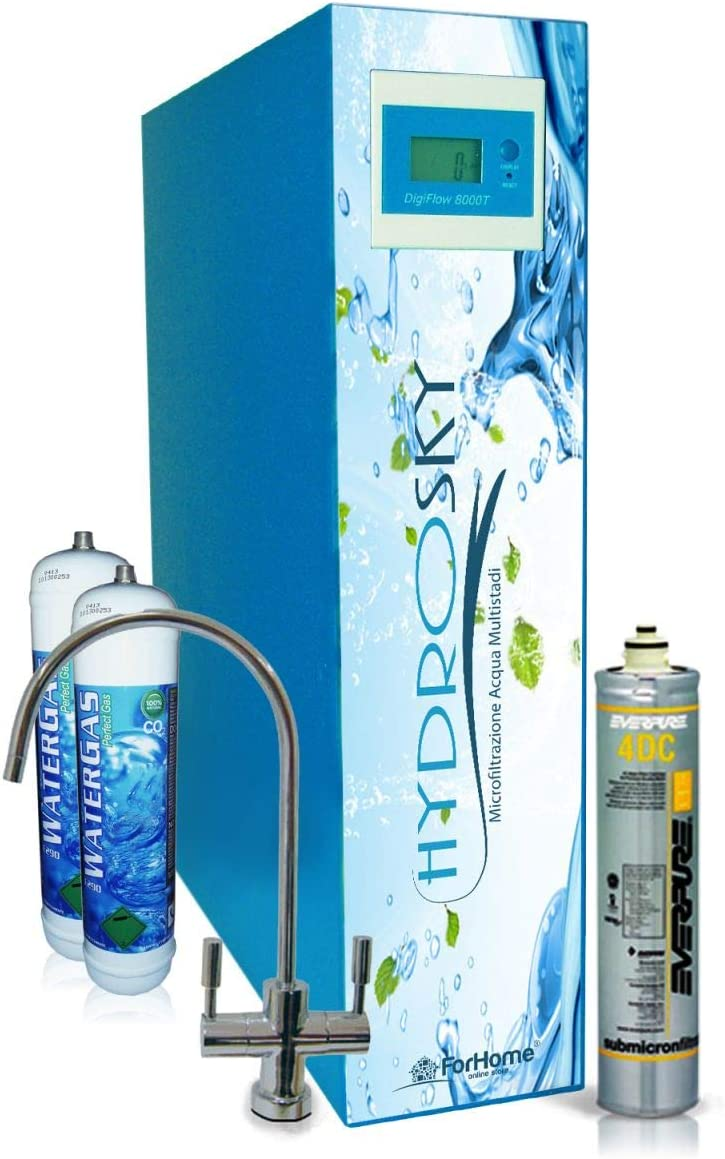 Purificador agua Blue Pure forhome® a microfiltrazione Everpure ...