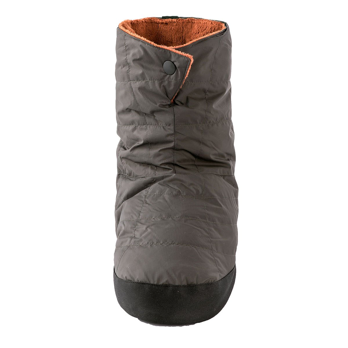 Cabiniste Men's Down Insulated Bootie (Medium, Pewter/Copper) by Cabiniste (Image #4)