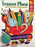 Lesson Plans Using Graphic Organizers, Grade 5, Steck-Vaughn Staff, 0739820737