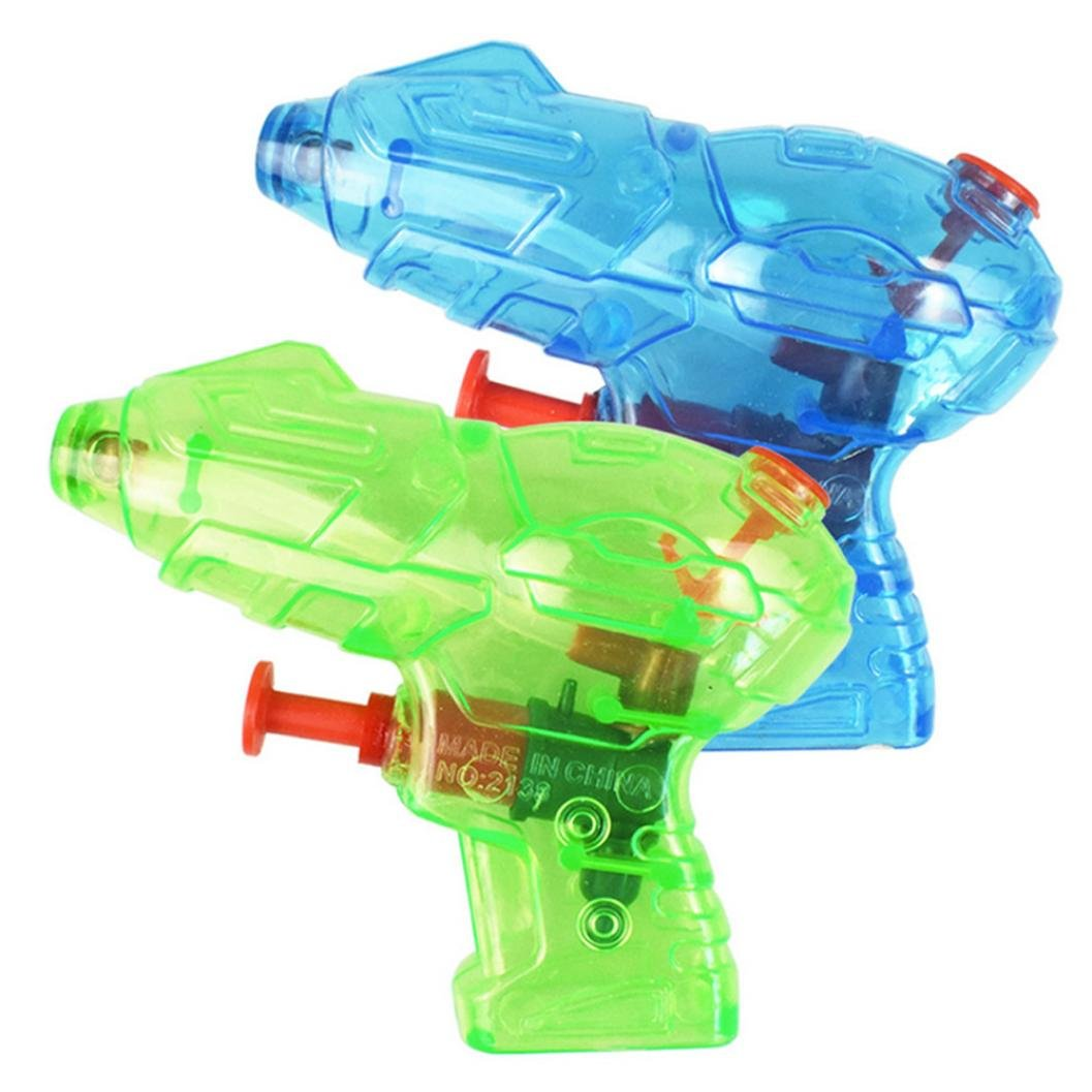 Prevently Water Pistol, New Creative Children Summer Outdoor Beach Bathing Water Toys Playing Water Toys 50ml Prevently Toy