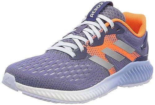 best authentic ab1e3 57491 Adidas Aerobounce W, Zapatillas de Trail Running para Mujer, Azul  (IndnatPlametNaalre 000), 38 EU Amazon.es Zapatos y complementos