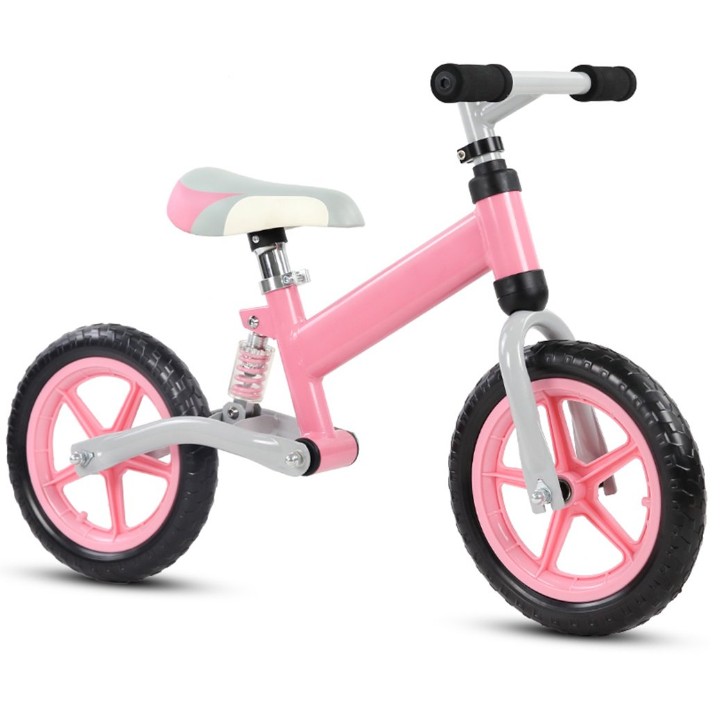 安い割引 子供のスライドカーウォーカースクーターベイビーいいえペダル自転車キッズおもちゃのダブルホイール2-6歳 B07FZ77HG2 B07FZ77HG2 Pink Pink, アサクラムラ:e89bd9e6 --- a0267596.xsph.ru