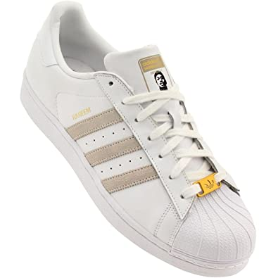 Adidas Superstar Rt Kareem Campbell Weiã Weiã 12 D Us