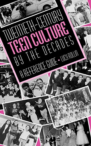 Twentieth-Century Teen Culture by the Decades: A Reference Guide