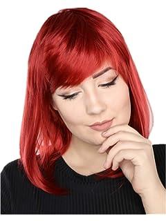 Prettyland - Peluca de suavizar todos los días de la peluca muy natural - selección de