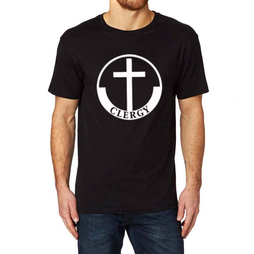Loo Show S Clergy Religion Casual T Shirts Tee