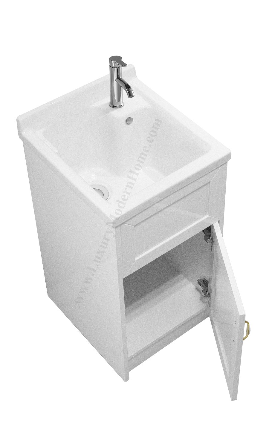 cabinet narrow sink utility sinks room with small awesome laundry
