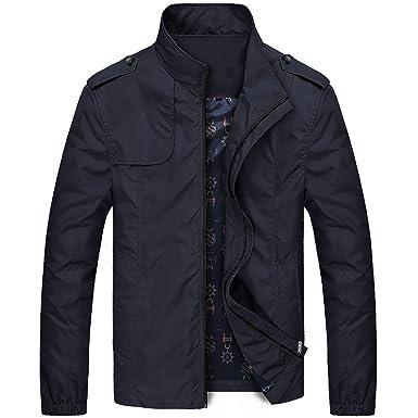 Fancy Fly Men S Jacket Windbreaker Lightweight Casual Spring Jacket