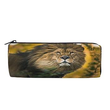Lion King - Estuche para lápices, para estudiantes, oficina ...