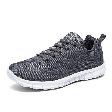 Hombre Mujer Zapatillas de Deporte Zapatos Running Sneakers ...