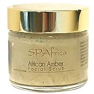 SPAfrica Natural Skincare - African Amber Facial Scrub