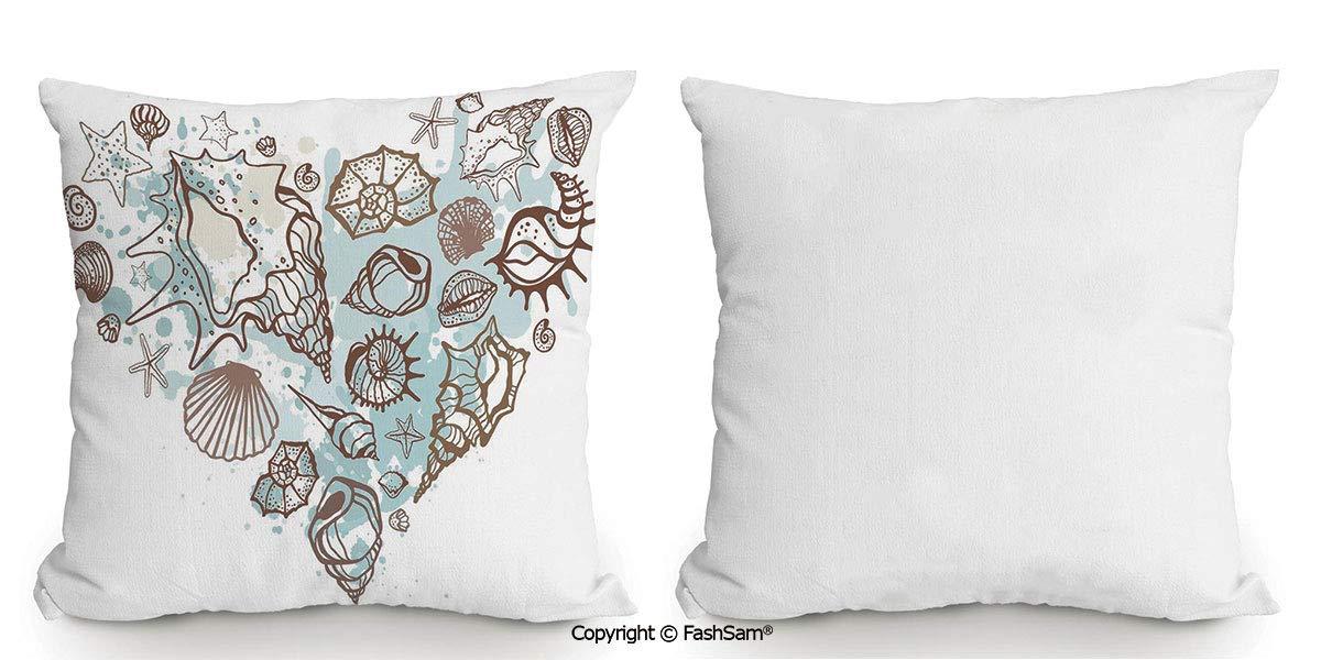Amazon.com: FashSam – Fundas de almohada a mano, arco iris ...