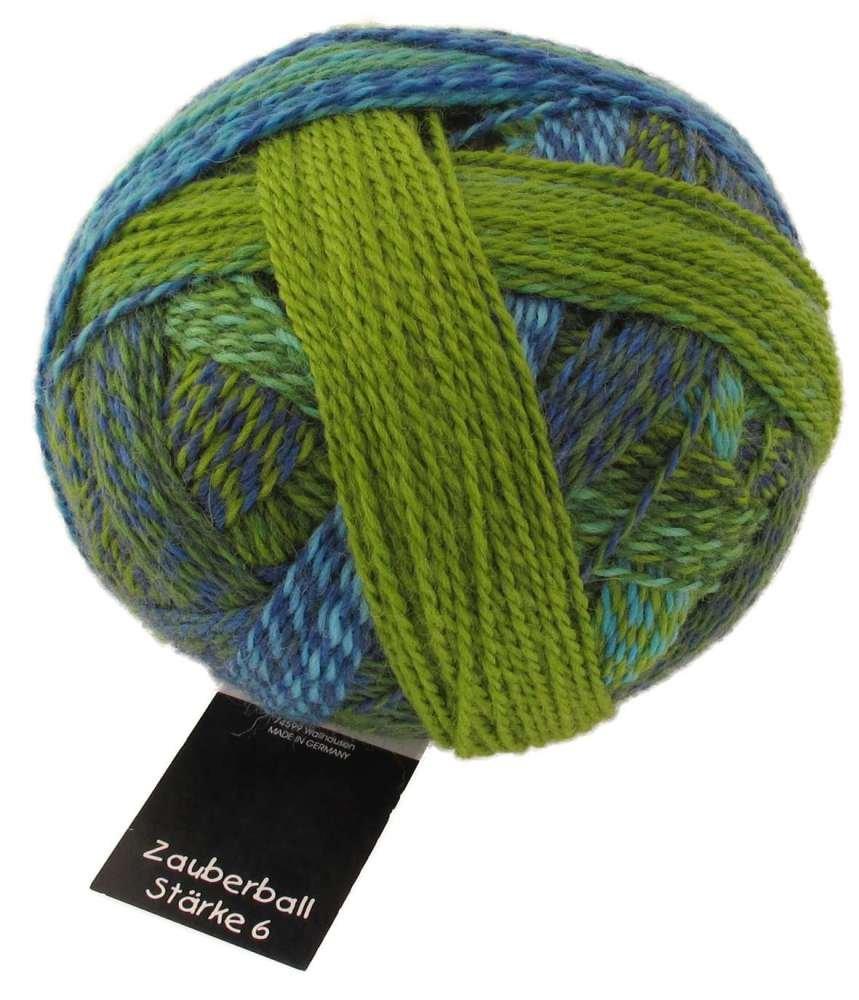 Schoppel-Wolle/ /Mars Experiment /Gomitolo di lana/